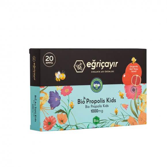 Organik Propolis Ampul Kids 1000mg
